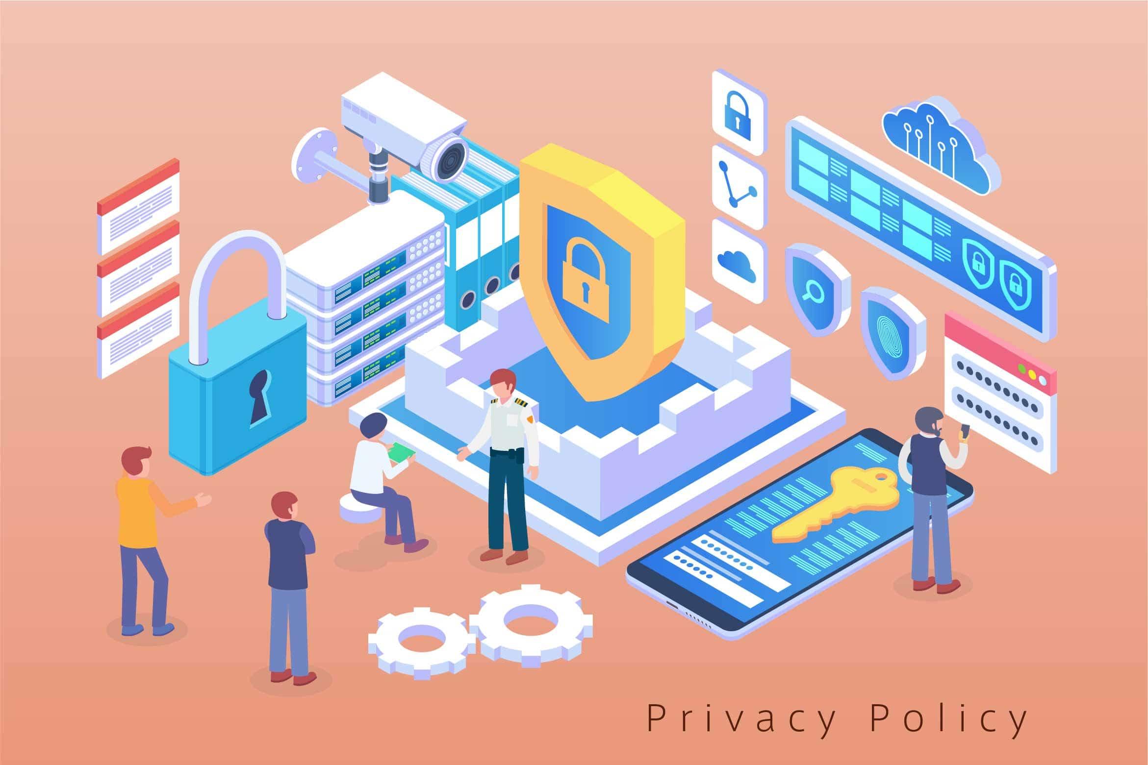ホームページにプライバシーポリシーは必要か?