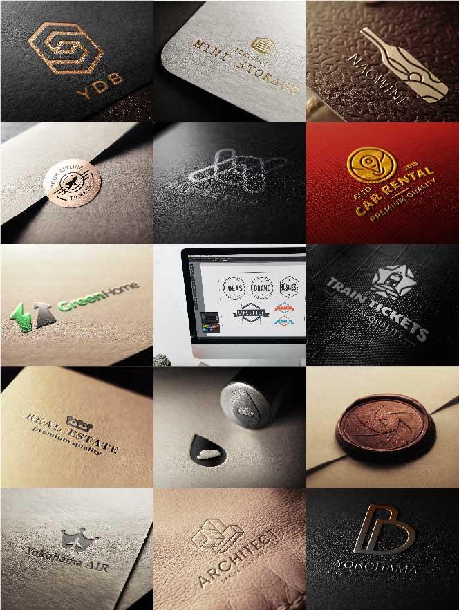 ロゴデザイン-制作例