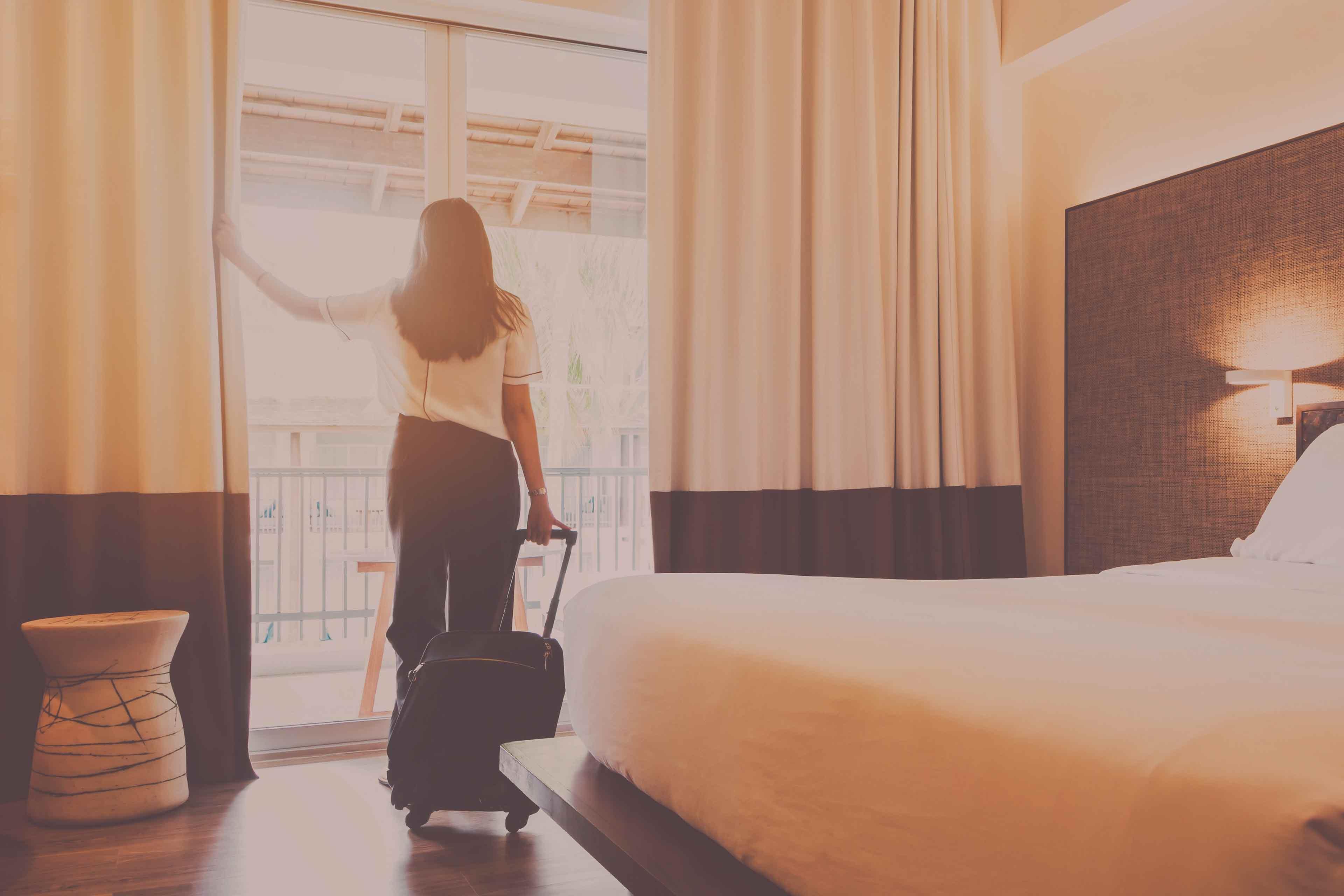 SEO - 旅行・ホテル業